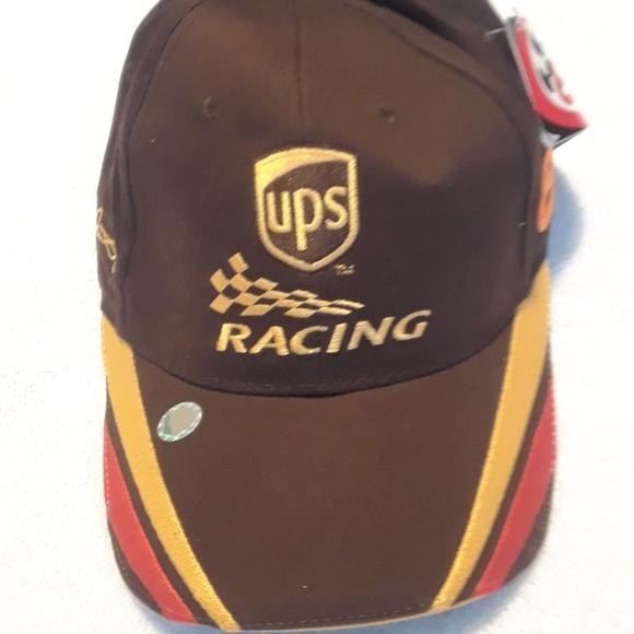 cfec04e4 Chase Authentics Other - Chase Authentics Dale Jarrett NASCAR UPS Hat Cap